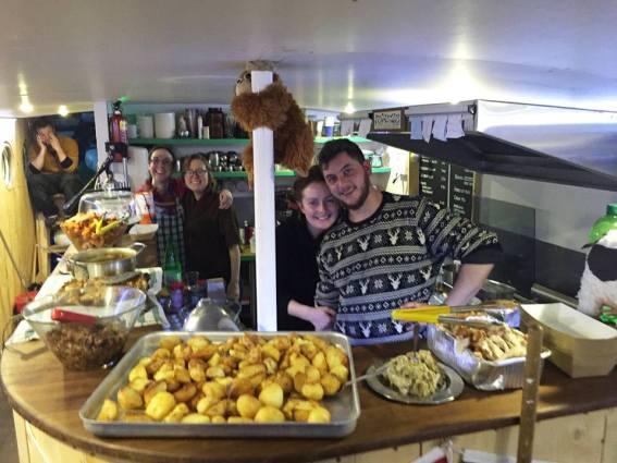 St Mungo's Christmas Boat Dinner 2016